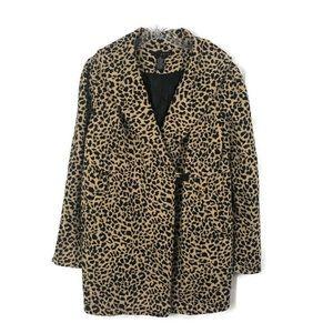Grace Cheetah Print Jacket 14